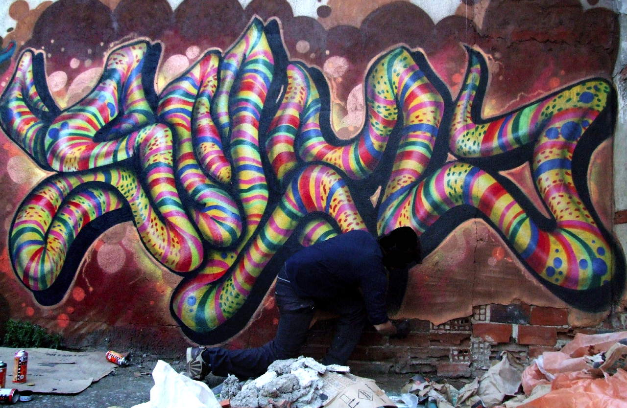 12 Street Artists (Not Named Banksy) Your Students Should Know