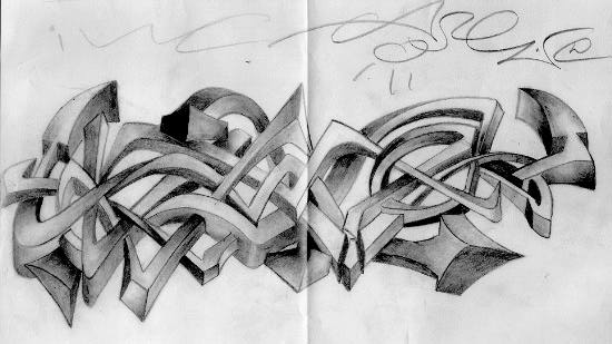 art crimes  sketches - blackbook
