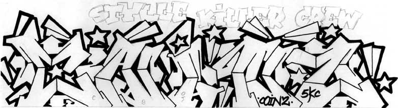 Art Crimes: Sketches - Blackbook - Traner
