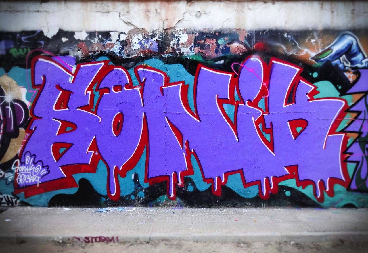 Art Crimes: Sonik Jamoneyor