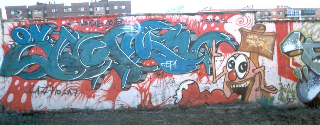 art crimes  spain 47
