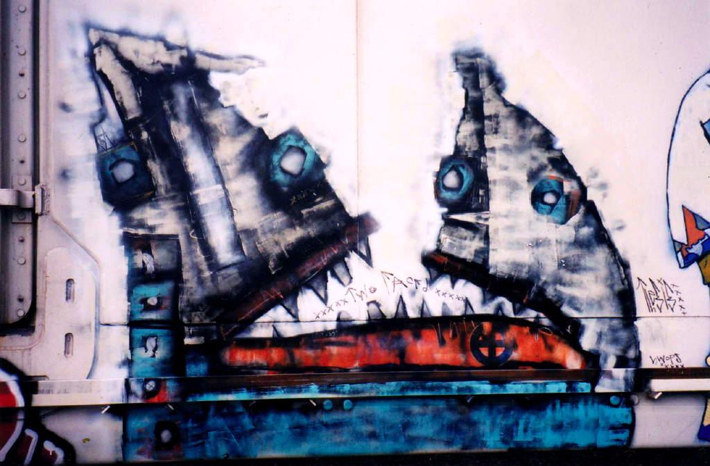 Thesis graffiti