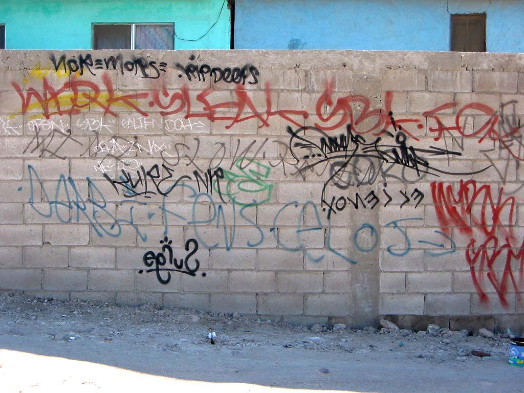 Mars >> Art Crimes: Tijuana 4