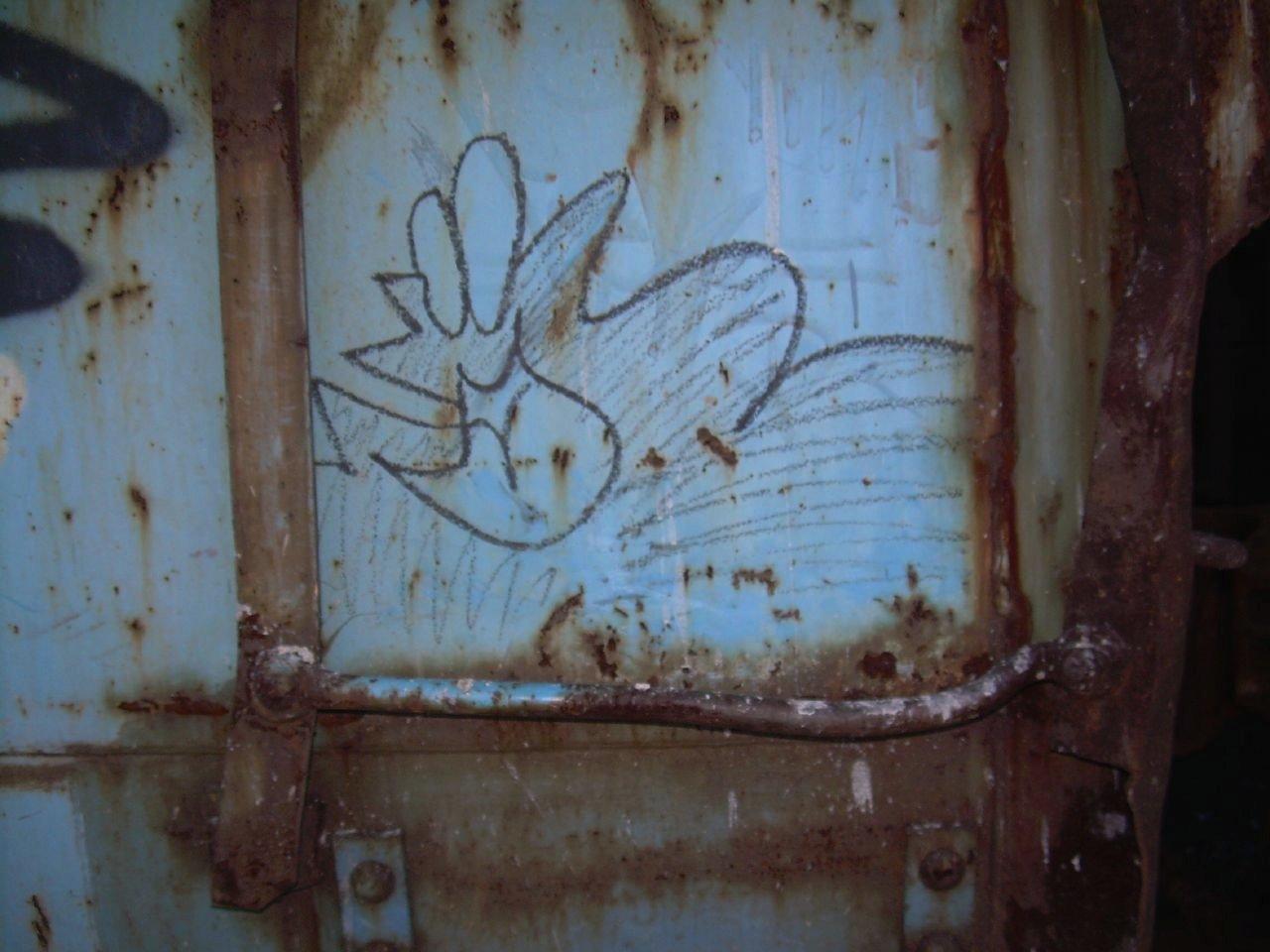 Art Crimes: Trains 265