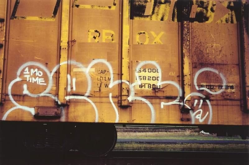 Art Crimes Trains 251 Us Freights