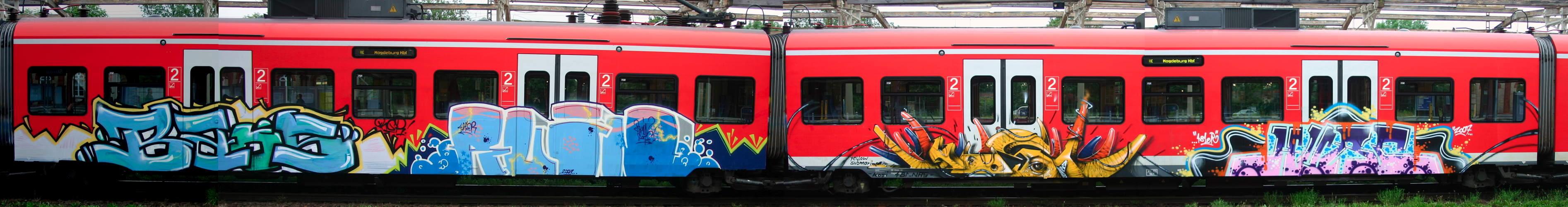Trains 282