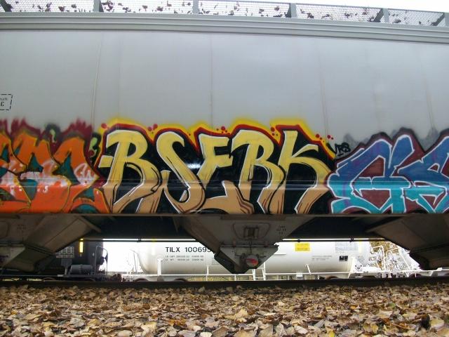 Art Crimes: Trains 319