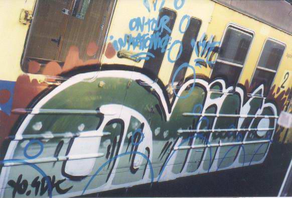 Art Crimes Trains 74