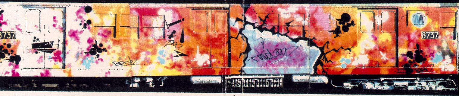 graffiti as vandalism essay