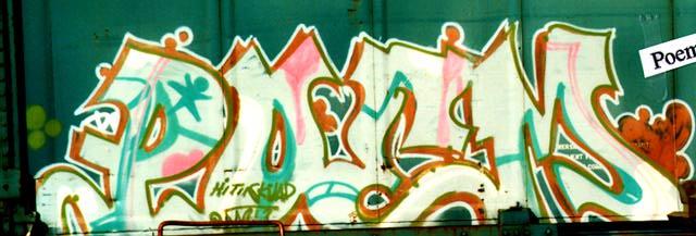 Art Crimes: Trains 28