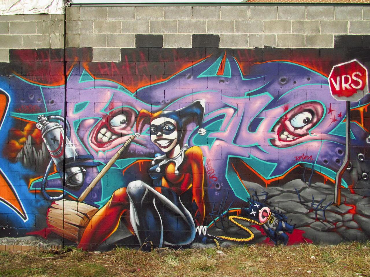 персонажи граффити рисунки хотелось бы, чтобы