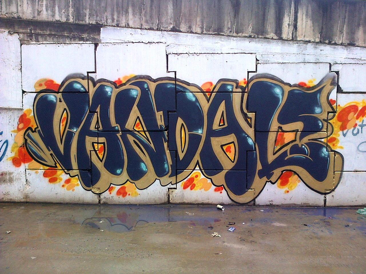 definition of vandalism