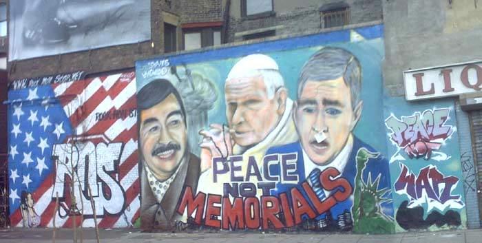City Of Madison >> Art Crimes: War Art 14