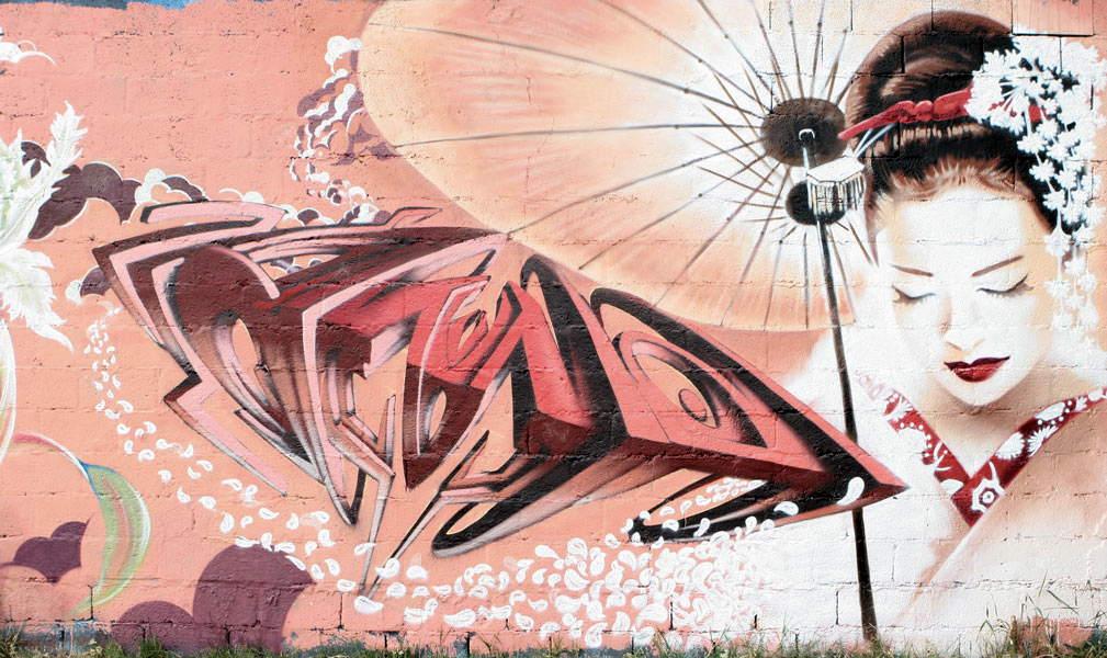 Los mejores graffitis por el mundo taringa for Graffitis y murales callejeros